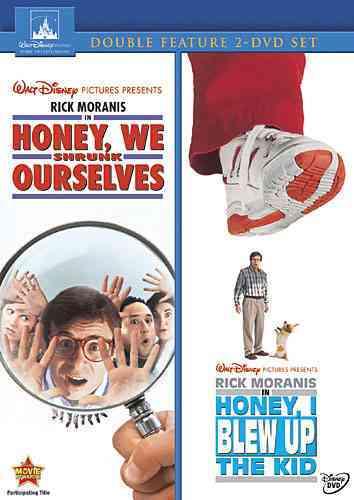 HONEY WE SHRUNK OURSELVES/HONEY I BLE BY MORANIS,RICK (DVD)